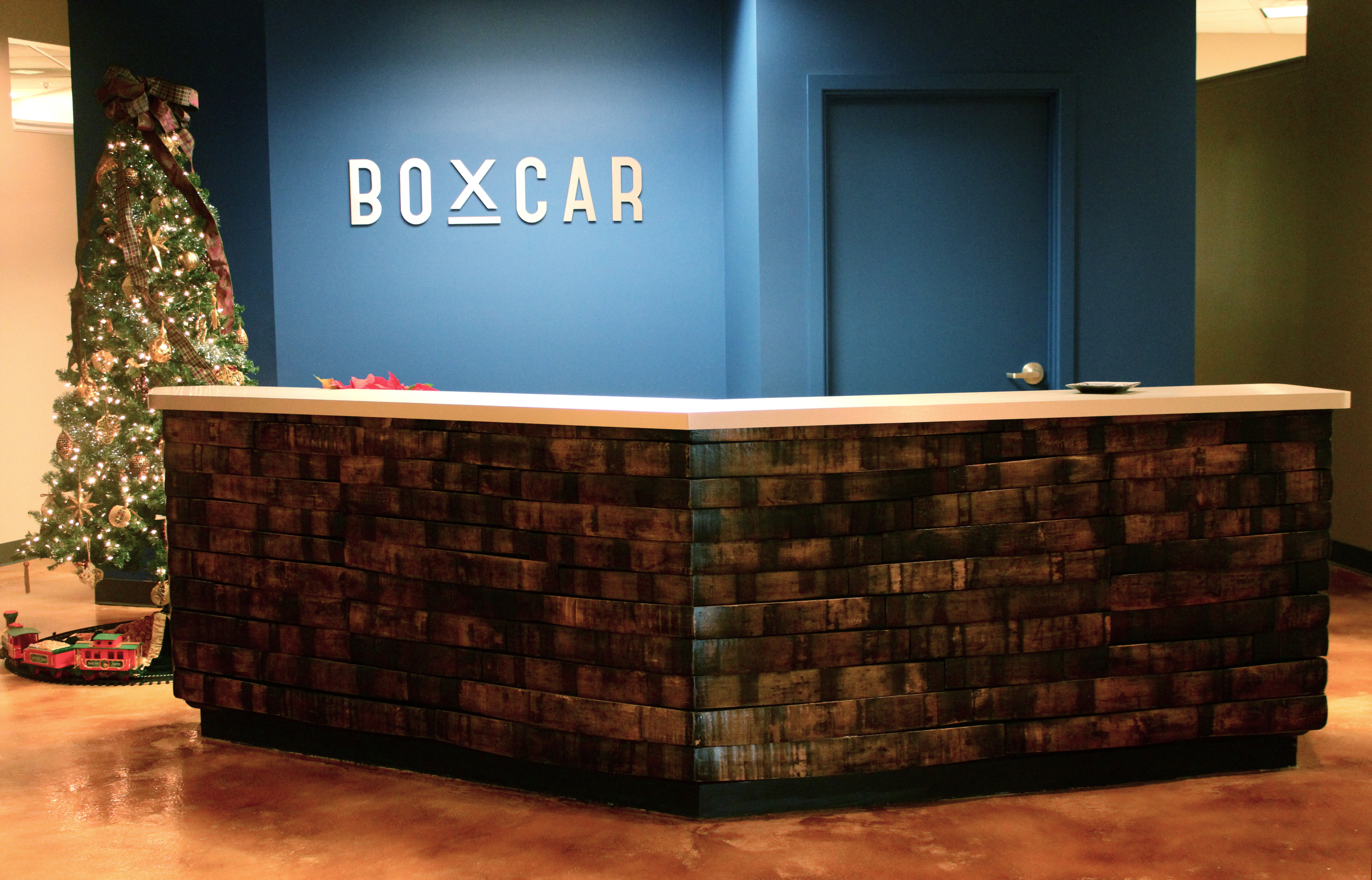 boxcar gets an office makeover - boxcar pr