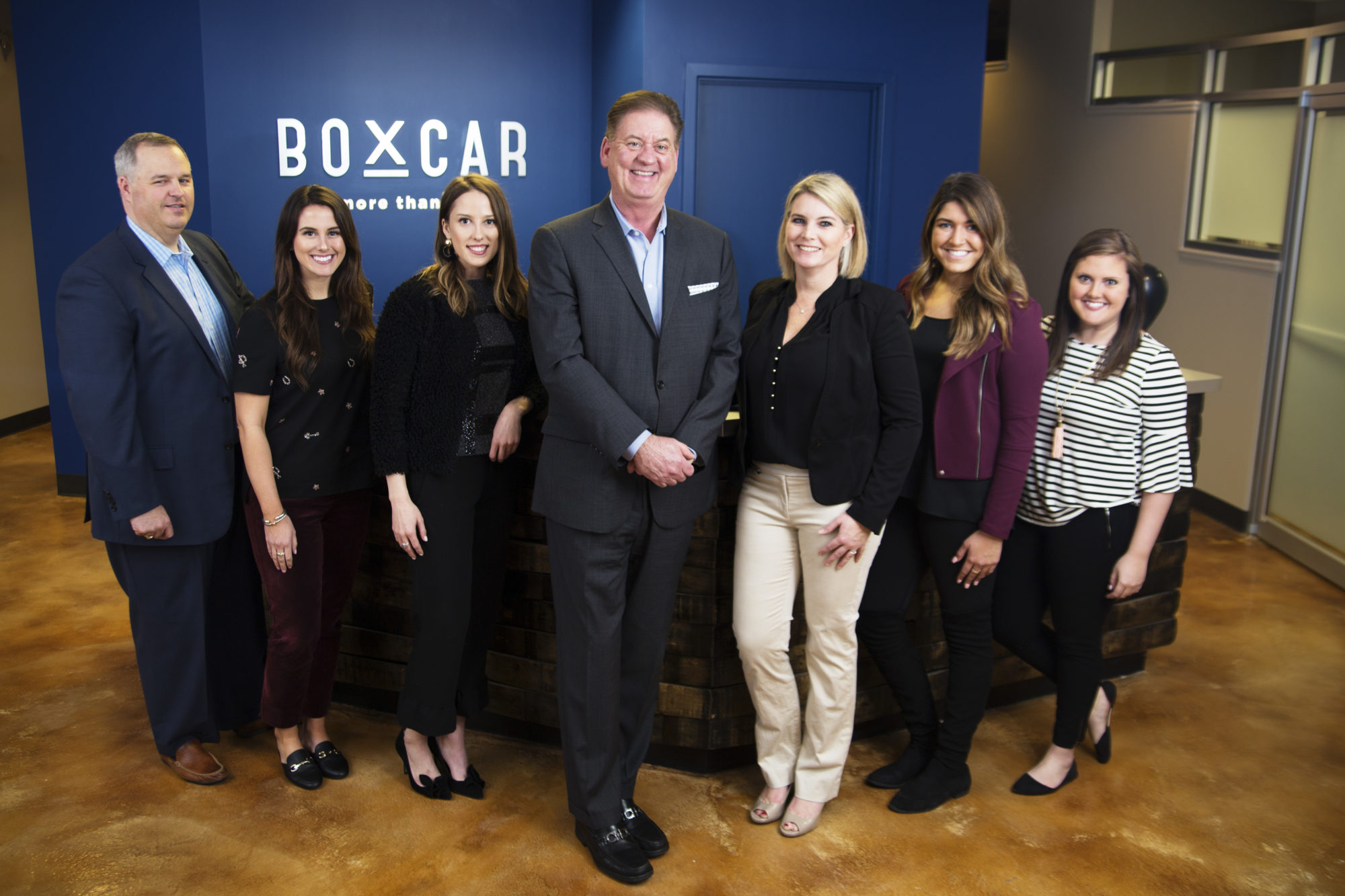 Boxcar group