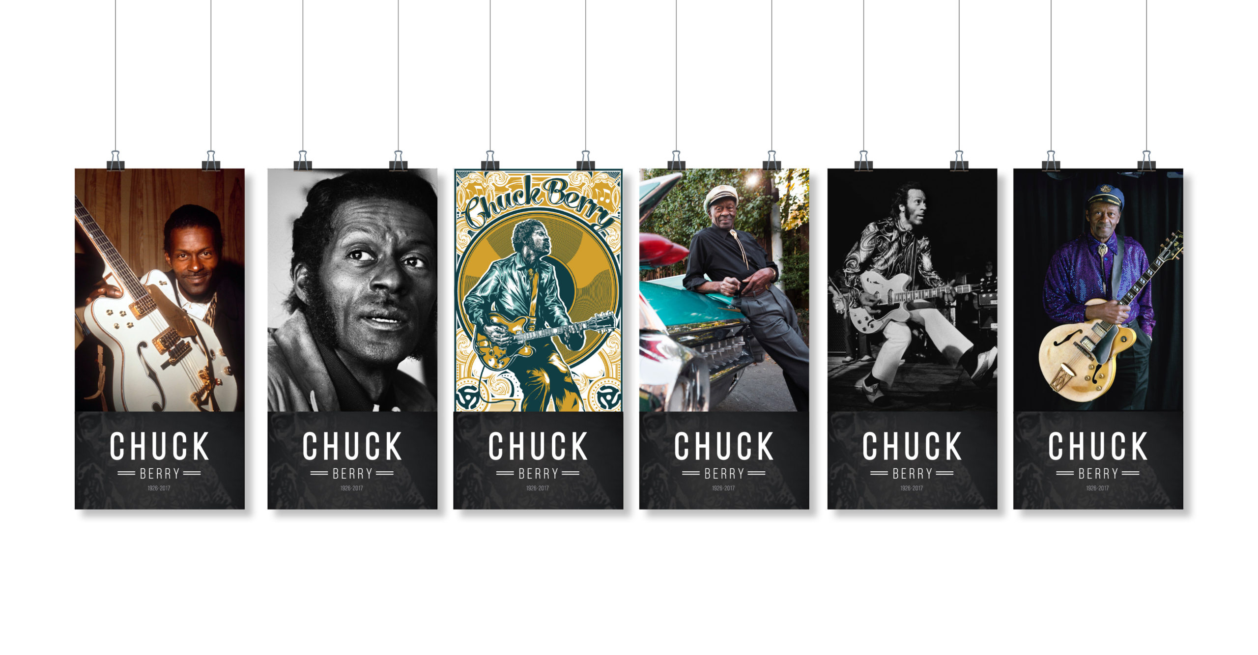 ChuckBerry_posters