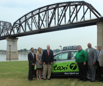 Taxi 7 Press Conference and Official Launch