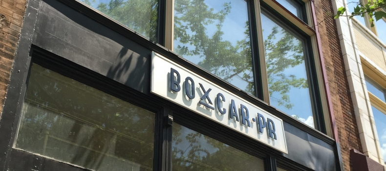 Boxcar Cincinnati Open House