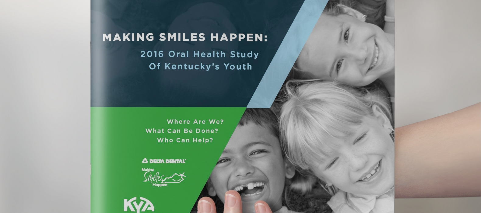 Statewide Data on the Oral Health of Kentucky's Youth